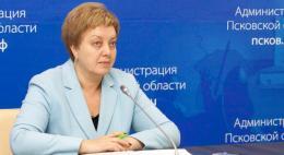 На должность первого заместителя губернатора Псковской области утверждена кандидатураВеры Емельяновой