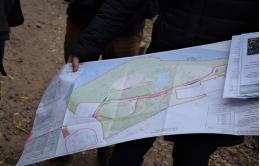 На следующей неделев парке Строителей в Пскове начнутсяпланировочные работы