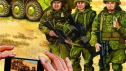 За размещение в интернете информации о служебной деятельности военным грозят дисциплинарные меры вплоть до увольнения