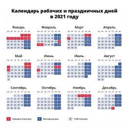 Правительство утвердило 31 декабря 2021 года нерабочим днем