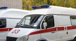 Женщину с ребенком сбил на ул. Л.Поземского автомобиль сегодня
