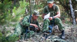 Праздничные мероприятия по случаю 100-летия военной разведки прошли сегодня в Пскове