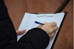 В Пскове специальная комиссия обследовала подъезды домов, где живут инвалиды
