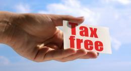 Закон о tax free увеличил оборот магазинов на 16%