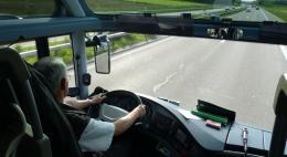Пассажирские автобусы будут контролировать в онлайн-режиме