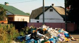С нового года жители частного сектора начнут получать квитанции за мусор
