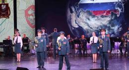 Финалисты Всероссийского конкурса ансамблей Рросгвардии выступят с шефскими концертами в регионах России