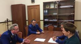 Транспортную прокуратуру Псковской области возглавил новый руководитель