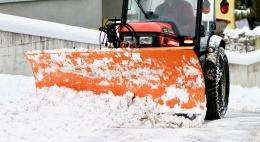 Освободить улицы от машин для уборки снега призывает администрация Пскова