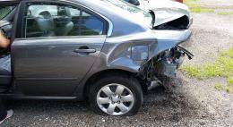 ДТП с необратимыми для автомобиля последствиями в Пскове случаютсяна 15% реже, чем в среднем по России