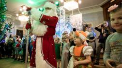 Губернаторские елки в регионе посетят 3 тысячи детей