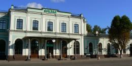 Комнаты отдыха на ж/д вокзале в Пскове преобразовали в отель