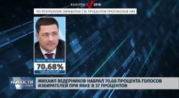 Ведерников попал в  «красную группу» рейтинга устойчивости губернаторов от Minchenko consulting