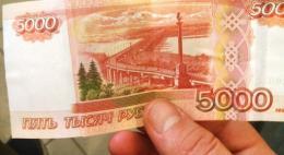 После выявления поддельной купюры в Пскове МВДнапоминает о порядке действий при обнаружении фальшивых денег