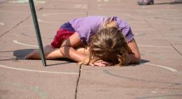 54-летний пскович подозревается в совершении развратных действий над малолетней девочкой