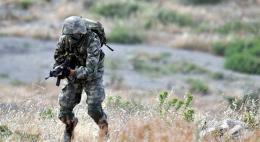 «Тропой разведчика» прошли более 50 спецназовцев ВДВ в рамках первого этапа конкурса «Полярная звезда»
