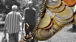 Социальные пенсии проиндексируют с 1 апреля на 2%