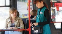 В Пскове введут проездной билет на автобус, действующий только в рабочие дни