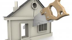 Скоро, чтобы расплатиться должнику, придется сократить размер единственного жилья