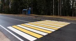 31 км Гдовской трассы доведено до норматива в этом году