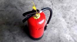 За нарушение правил пожарной безопасности главу Пустошки могут привлечь к административной ответственности