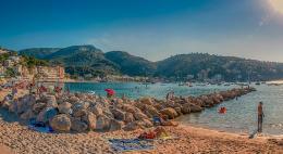 МЧС запретило приходить с животными на пляж и плавать на бревнах и лежаках