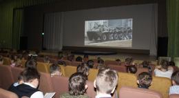 В Псковской области росгвардейцы провели «Уроки мужества»