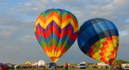 Интересную культурно-досуговую программу готовит Международная встреча воздухоплавателей в Великих Луках