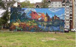 Определены победители конкурса граффити в рамках стрит-арт фестиваля «Плеск»