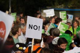 «Абстрактные запреты» на митинги регионы больше давать не смогут