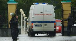 """В Москве с начала недели поступили сообщения о """"минировании"""" около 600 объектов"""
