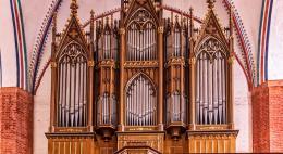 В субботу в Печорах пройдет органный концерт