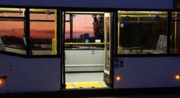 По маршрутам № 22 и 30 запустили по два низкопольных автобуса