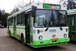 В Пскове на два дня меняется схема движения автобусов