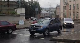 На автомобильной развязке по улице Л.Поземского открыли круговое движение
