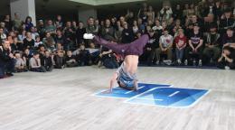 Воспитанник хип-хоп центра «...Хоть Отбавляй!» завоевал серебро на XII Международном Чемпионате по брейкингу