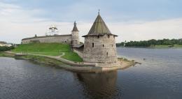 В Пскове завершается реставрация Псковского музея