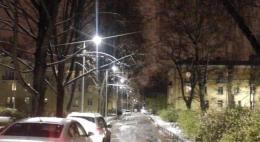 В Пскове не горят фонари на центральных улицах