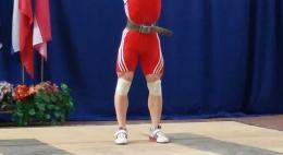 Пскович Владимир Васильев стал абсолютным чемпионом на международном юношеском турнире по тяжелой атлетике
