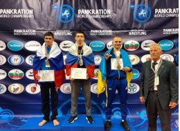 Себежский спортсмен стал чемпионом мира по спортивной борьбе панкратион