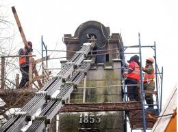 В Острове приступили к реконструкции уникальных мостов