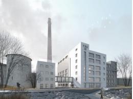 Проект жилого комплекса, строящегося в Пскове, попал в финал Всемирного аритектурного фестиваля