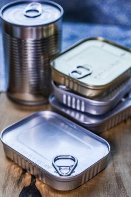 Роспотребнадзор рекомендует при выборе рыбных консерв смотреть на маркировку продукта