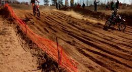 Вчера в Ваулиных Горах состоялся I этап личного чемпионата и первенства Псковской области по мотокроссу
