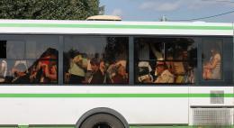 Сотрудниками ГАИ выявлено 96 нарушений ПДД водителями автобусов
