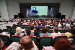 В Псковской областной филармонии состоялось торжественное закрытие Дней Пушкинской поэзии и русской культуры