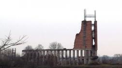 Дворца пионеров в Пскове теперь точно нет. Недострой снесли
