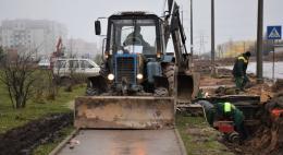 После жалобы псковичей на Завеличье убрали свалку, но грязи стало еще больше