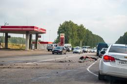 Наибольшее число ДТП в регионе произошло на трассе «Р-23, Санкт-Петербург – Псков – Невель»