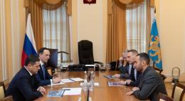 Потенциальный инвестор представил возможные варианты по созданию экотехнопарка в Псковской области